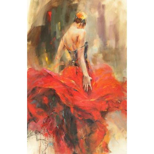 """A Palo Seco"" by Anna Razumovskaya at Art Leaders Gallery, voted ""Michigan's Best Fine Art Gallery"" is located in the heart of West Bloomfield. This full service fine art gallery is the destination for all your art and custom picture framing needs. Our extensive inventory of art includes styles ranging from contemporary to traditional. The gallery represents international, national and emerging new talent as well as local Michigan artists."