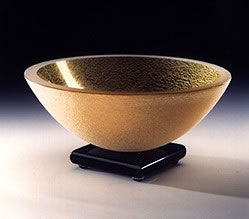 Artifact Bowl by Stephen Schlanser at Art Leaders Gallery - Michigan's Finest Art Gallery