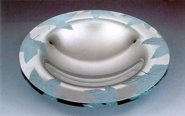 Autumn Bowl by Stephen Schlanser at Art Leaders Gallery - Michigan's Finest Art Gallery