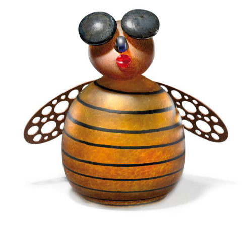 Bumble Bee Lamp
