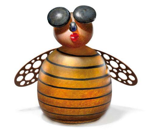 Bumble Bee Lamp