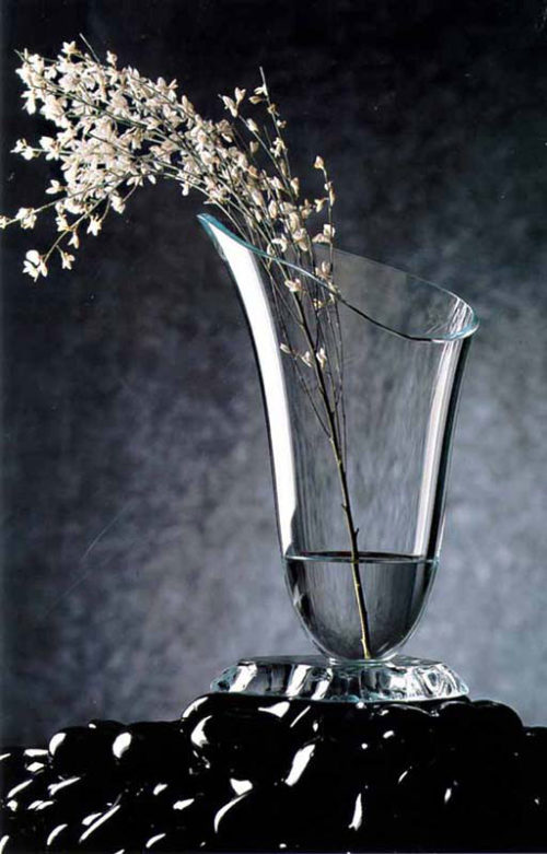 Calla Lily Vase by Stephen Schlanser at Art Leaders Gallery - Michigan's Finest Art Gallery