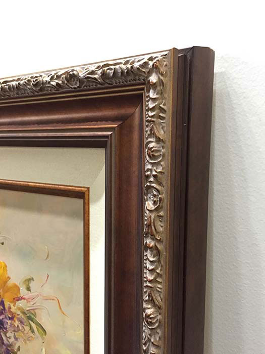 """Daisies and Daffodils by Jamie Lisa at Art Leaders Gallery, voted """"Michigan's Best Fine Art Gallery"""" is located in the heart of West Bloomfield. This full service fine art gallery is the destination for all your art and custom picture framing needs. Our extensive inventory of art includes styles ranging from contemporary to traditional. The gallery represents international, national, and emerging new talent as well as local Michigan artists."""