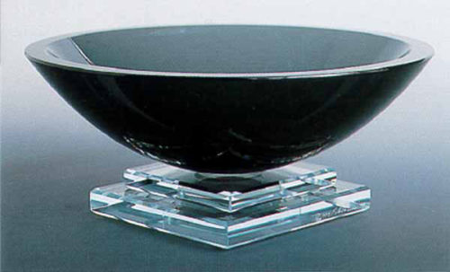Eclipse Bowl by Stephen Schlanser at Art Leaders Gallery - Michigan's Finest Art Gallery