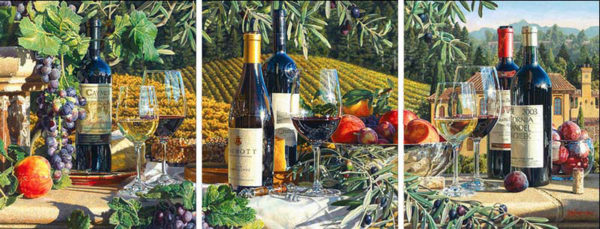 Estate of Bliss by Eric Christensen at Art Leaders Gallery - Michigan's Finest Art Gallery