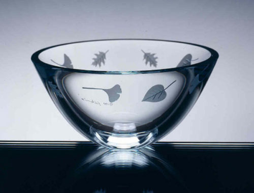 Forest Bowl by Stephen Schlanser at Art Leaders Gallery - Michigan's Finest Art Gallery