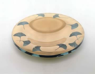 Ginkgo Bowl by Stephen Schlanser at Art Leaders Gallery - Michigan's Finest Art Gallery