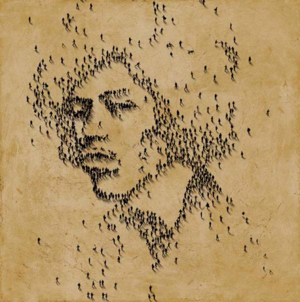 Jimi Hendrix by Craig Alan at Art Leaders Gallery - Michigan's Finest Art Gallery