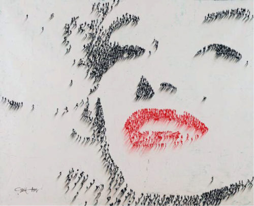 Marilyn Monroe: Icon by Craig Alan at Art Leaders Gallery - Michigan's Finest Art Gallery