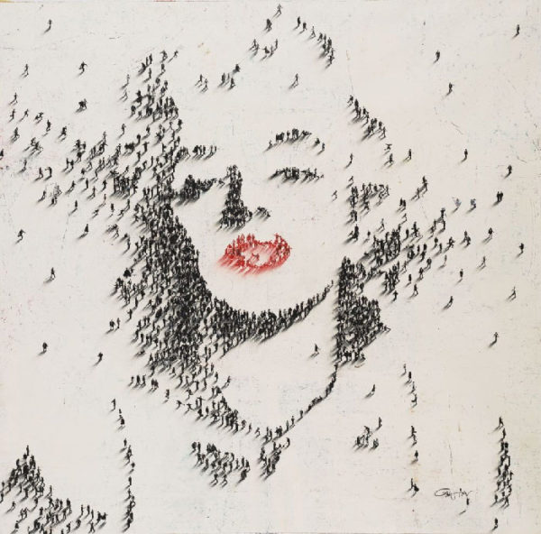 Marilyn Monroe: Sultry by Craig Alan at Art Leaders Gallery - Michigan's Finest Art Gallery