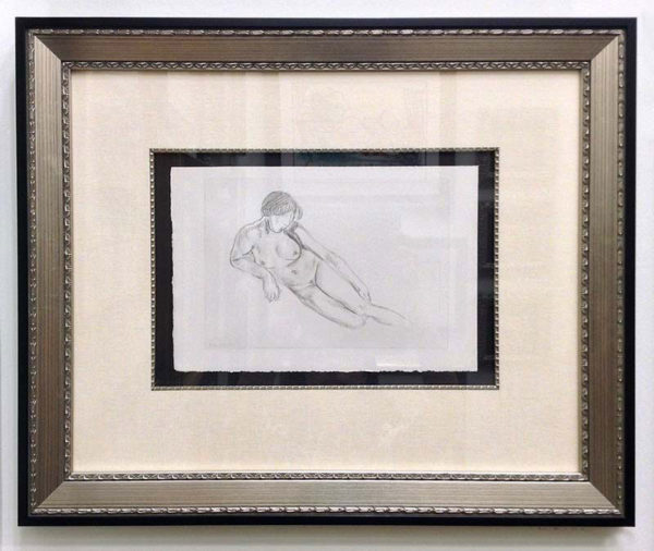 "Planche XLV by Henri Matisse at Art Leaders Gallery, voted ""Michigan's Best Fine Art Gallery"" is located in the heart of West Bloomfield. This full service fine art gallery is the destination for all your art and custom picture framing needs. Our extensive inventory of art includes styles ranging from contemporary to traditional. The gallery represents international, national, and emerging new talent as well as local Michigan artists."