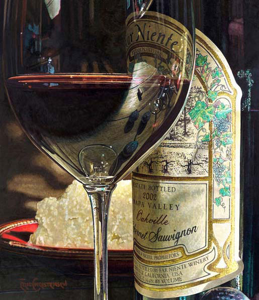 The Study by Eric Christensen at Art Leaders Gallery - Michigan's Finest Art Gallery