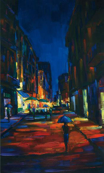"When in Rome by Michael Flohr at Art Leaders Gallery, voted ""Michigan's Best Fine Art Gallery"" is located in the heart of West Bloomfield. This full service fine art gallery is the destination for all your art and custom picture framing needs. Our extensive inventory of art includes styles ranging from contemporary to traditional. The gallery represents international, national, and emerging new talent as well as local Michigan artists."