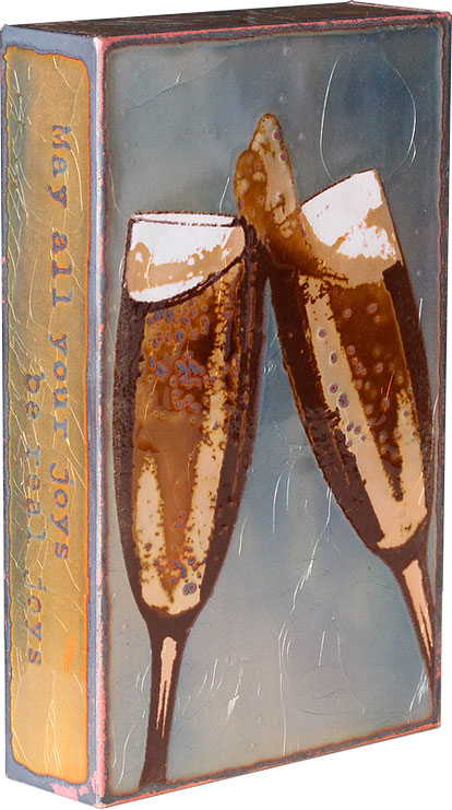 "048 Bubbly by Houston Llew at Art Leaders Gallery, voted ""Michigan's Best Fine Art Gallery"" is located in the heart of West Bloomfield. This full service fine art gallery is the destination for all your art and custom picture framing needs. Our extensive inventory of art includes styles ranging from contemporary to traditional. The gallery represents international, national and emerging new talent as well as local Michigan artists."