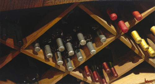 Bin There by Thomas Arvid at Art Leaders Gallery - Michigan's Finest Art Gallery
