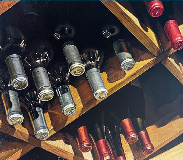 Wine Cellar Painting
