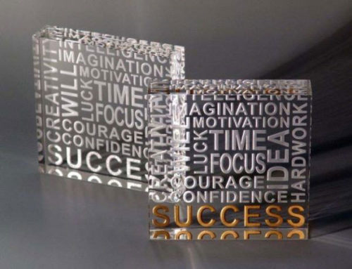 Success Paperweight by Stephen Schlanser at Art Leaders Gallery - Michigan's Finest Art Gallery