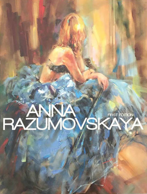 "Anna Razumovskaya First Eidtion Art Book at Art Leaders Gallery, voted ""Michigan's Best Fine Art Gallery"" is located in the heart of West Bloomfield. This full service fine art gallery is the destination for all your art and custom picture framing needs. Our extensive inventory of art includes styles ranging from contemporary to traditional. The gallery represents international, national and emerging new talent as well as local Michigan artists."