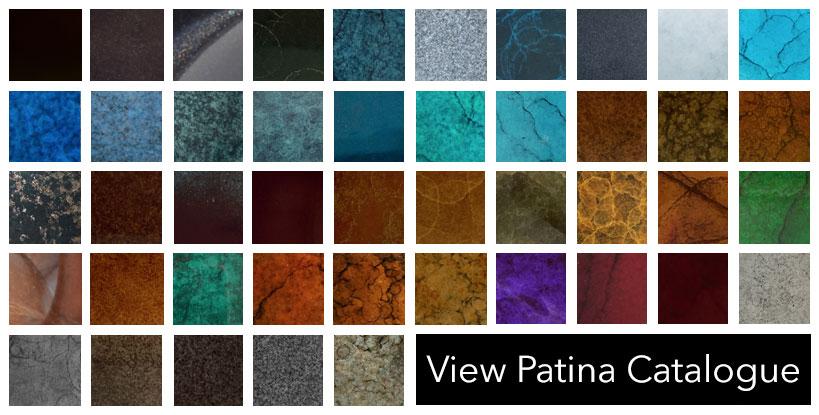 Patina Options by Loet Vanderveen at Art Leaders Gallery