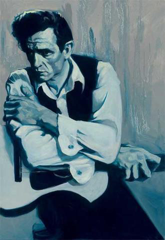Gabe Leonard - Ain't No Grave (Johnny Cash) - Art Leaders Gallery