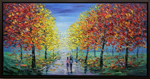 """""""Perfect Day II""""by Konstantin Savchenko at Art Leaders Gallery, voted """"Michigan's Best Fine Art Gallery"""" is located in the heart of West Bloomfield. This full service fine art gallery is the destination for all your art and custom picture framing needs. Our extensive inventory of art includes styles ranging from contemporary to traditional. The gallery represents international, national, and emerging new talent as well as local Michigan artists."""