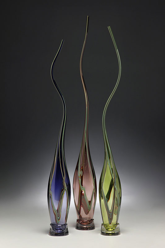 """Swan Vessel by Victor Chiarizia at Art Leaders Gallery, voted """"Michigan's Best Fine Art Gallery"""" is located in the heart of West Bloomfield. This full service fine art gallery is the destination for all your art and custom picture framing needs. Our extensive inventory of art includes styles ranging from contemporary to traditional. The gallery represents international, national, and emerging new talent as well as local Michigan artists."""