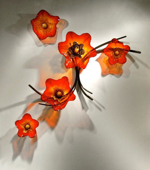Red Poppies Sundancers by Andrew Madvin at Art Leaders Gallery - Michigan's Finest Art Gallery
