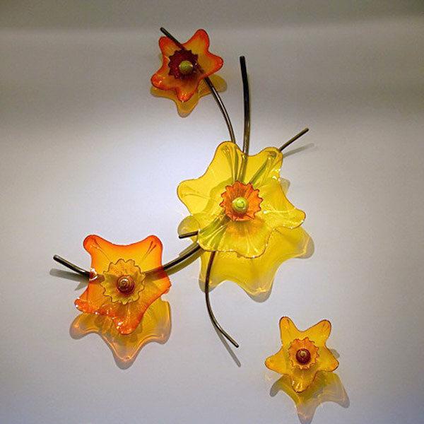 Saffron Field II Sundancers by Andrew Madvin at Art Leaders Gallery - Michigan's Finest Art Gallery