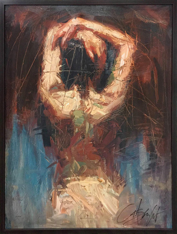 "Repose by Henry Asencio at Art Leaders Gallery, voted ""Michigan's Best Fine Art Gallery"" is located in the heart of West Bloomfield. This full service fine art gallery is the destination for all your art and custom picture framing needs. Our extensive inventory of art includes styles ranging from contemporary to traditional. The gallery represents international, national, and emerging new talent as well as local Michigan artists."