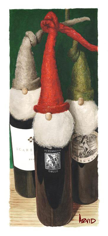 Santa's Helpers by Thomas Arvid at Art Leaders Gallery - Michigan's Finest Art Gallery
