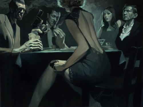 Back Biter by Gabe Leonard
