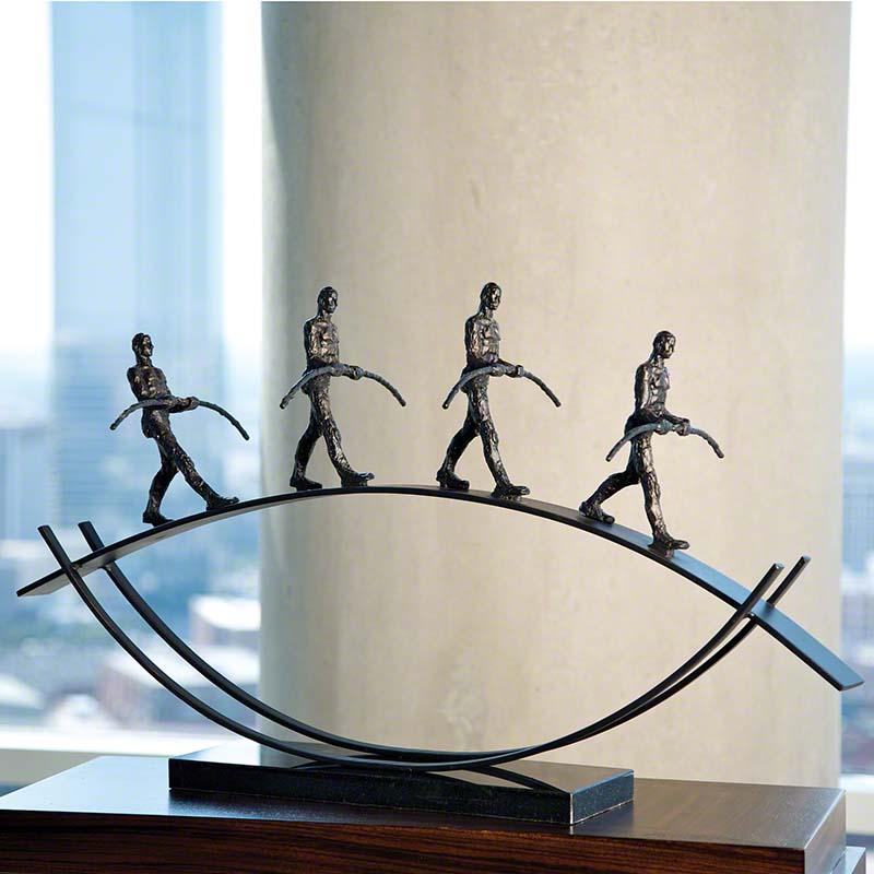 Balance Sculpture - 8.81179