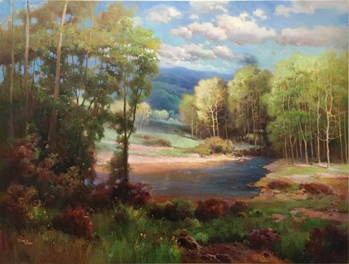 Afternoon Light by Max Jung Yoon, Overview