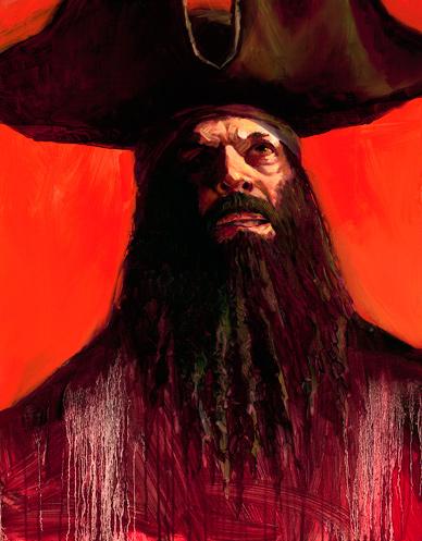Black Beard - Limited Edition