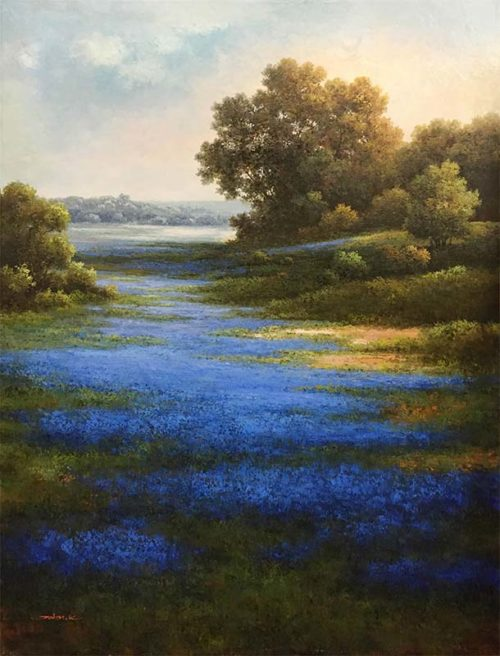 Blue Bells by John K., Overview