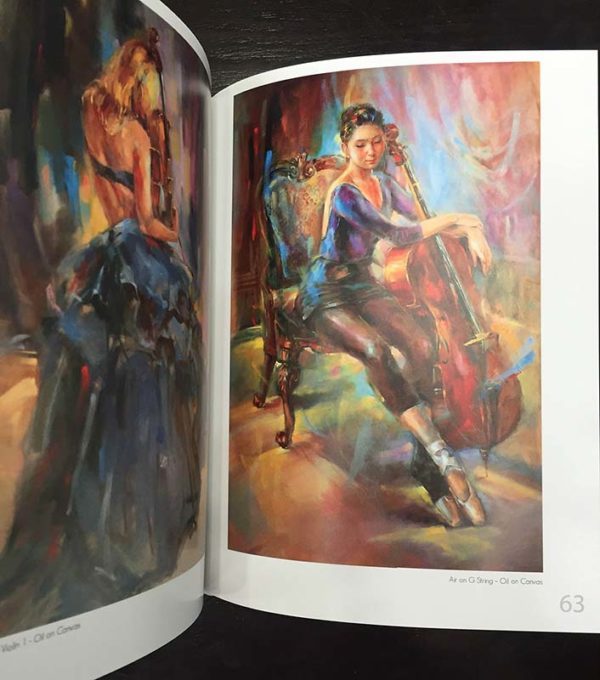Anna Razumovskaya Art Book - Inner Pages