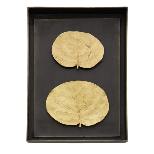 Botanical Leaf Shadow Box, Item #176047