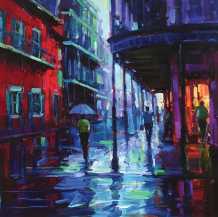 Bourbon Street - Limited Edition