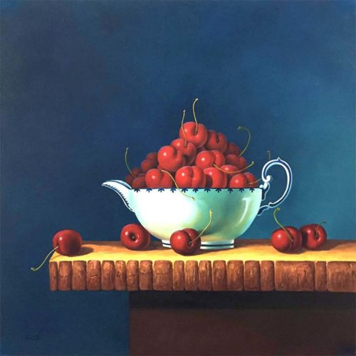 Bowl of Cherries by Franklin, Overview