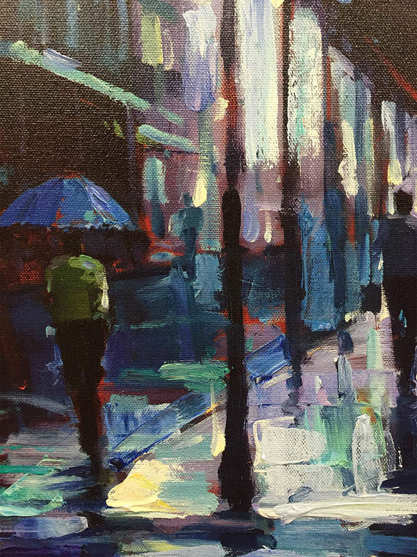 Bourbon Street - Limited Edition, Detail