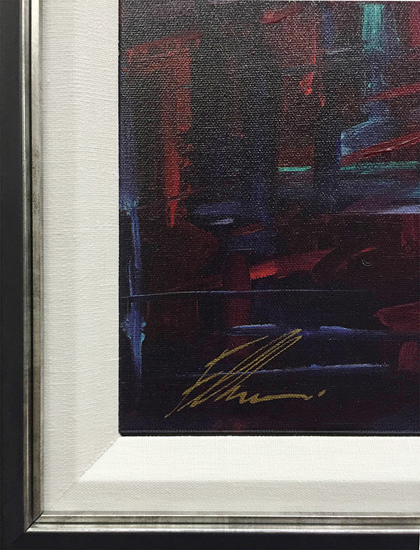 Bourbon Street - Limited Edition, Signature