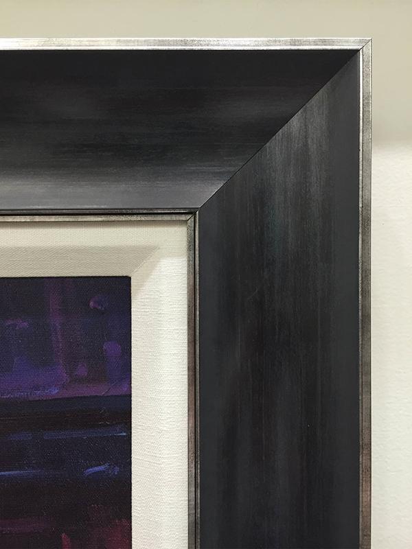 Bourbon Street - Limited Edition, Frame Corner