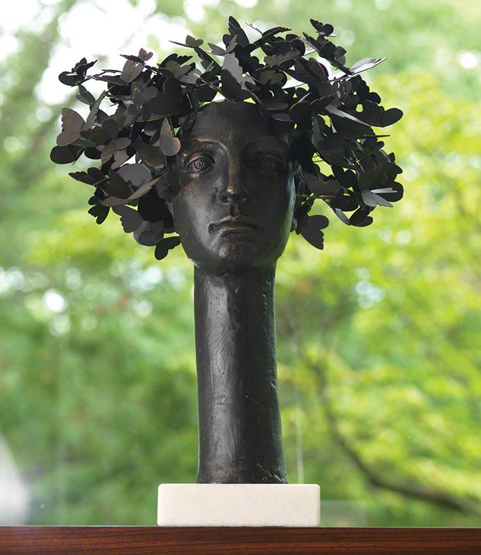 Butterflies for Brains Sculpture - 8.81576