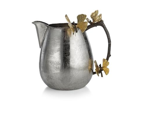 Butterfly Ginkgo Pitcher, Item #175755