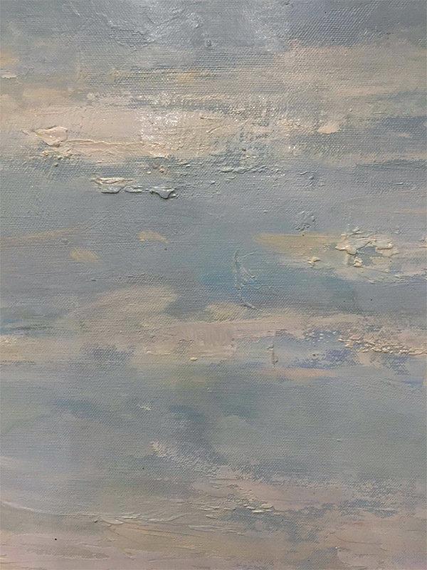 Calm Waters II by K. Jason, Detail