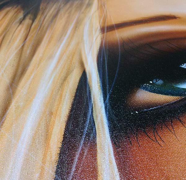 Candy Crush by Scott Rohlfs, Detail