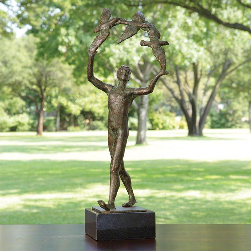 Capturing Flight-Verdi Sculpture - 8.82009