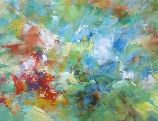 Celebration I by Ann Louis, Overview