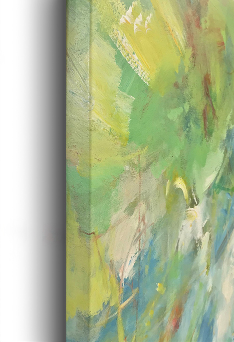 Celebration I by Ann Louis, Gallery Wrapped