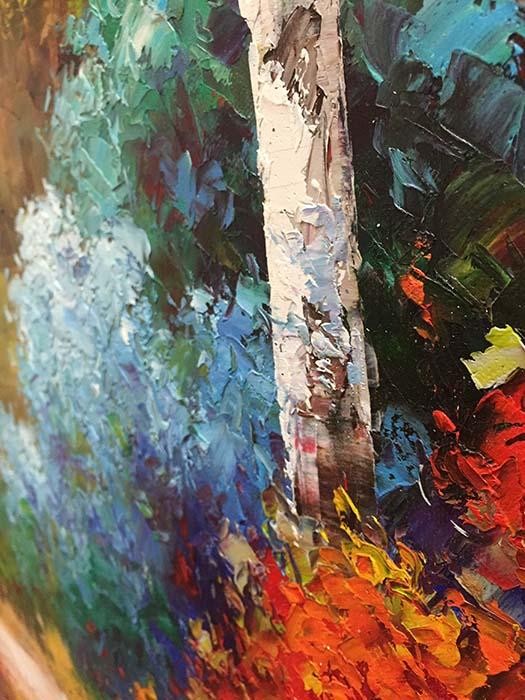 Colorful Season by Van Matino, Texture